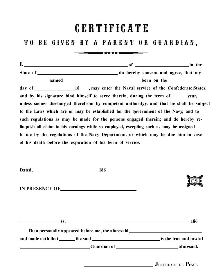 Parents Consent Letter For Work - Oloschurchtp.com